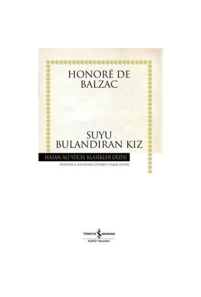 Suyu Bulandıran Kız-Honore De Balzac