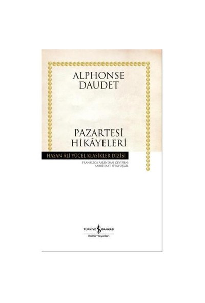 Pazartesi Hikayeleri-Alphonse Daudet