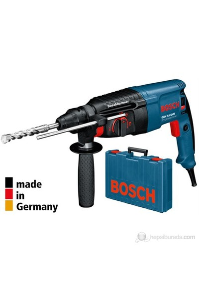 Bosch GBH 2-26 DRE Profesyonel Kırıcı-Delici Matkap 800W 2,7J