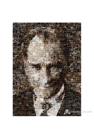 Art Puzzle 1000 Parça Mustafa Kemal Atatürk Kolaj