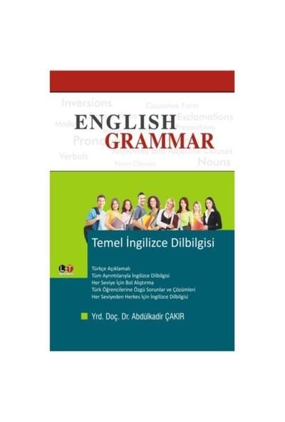 Englısh Grammar - Temel İngilizce Dilbilgisi - Abdülkadir Çakır