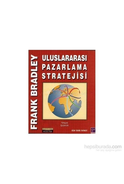 Uluslararası Pazarlama Stratejisi