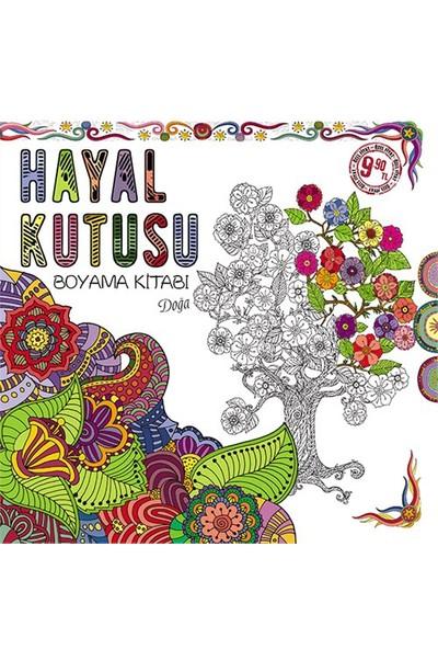 Hayal Kutusu Boyama Kitabı: Doğa-Kolektif