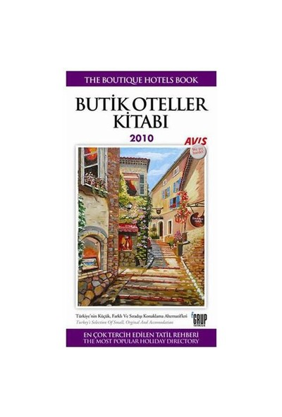 Butik Oteller Kitabi 2010-Bülent Ülger