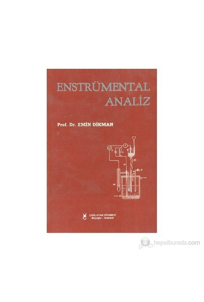 Enstrümental Analiz-Emin Dikman