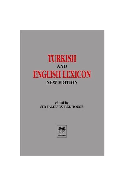Turkish And English Lexicon (Osmanlı Türkçesi -İngilizce)-Kolektif