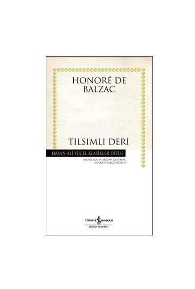 Tılsımlı Deri-Honore De Balzac
