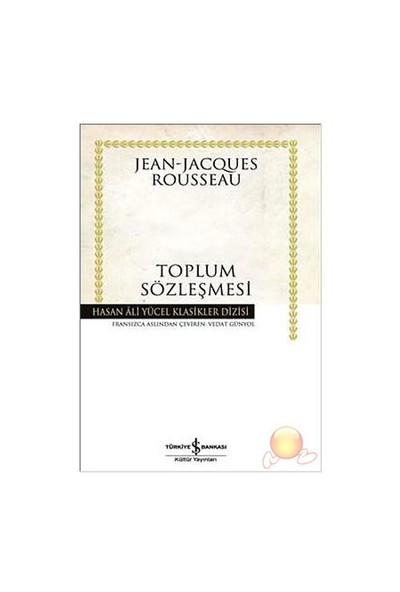Toplum Sözleşmesi (Ciltsiz) - Jean-Jacques Rousseau