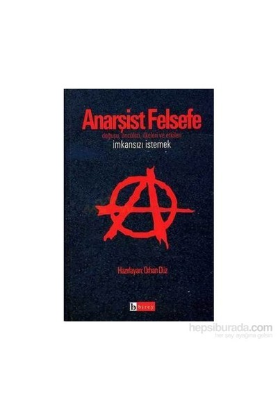 Anarşist Felsefe