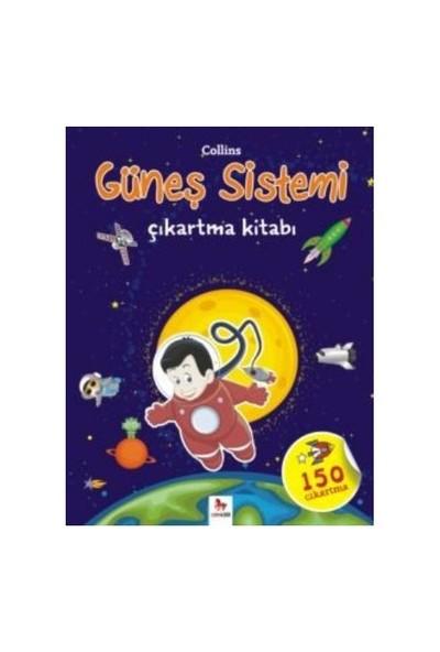 Collins Güneş Sistemi Çıkartma Kitabı-Kolektif