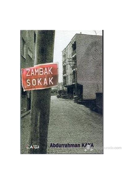 Zambak Sokak-Halil Sözmen