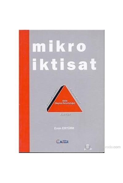 Mikroiktisat-Emin Ertürk