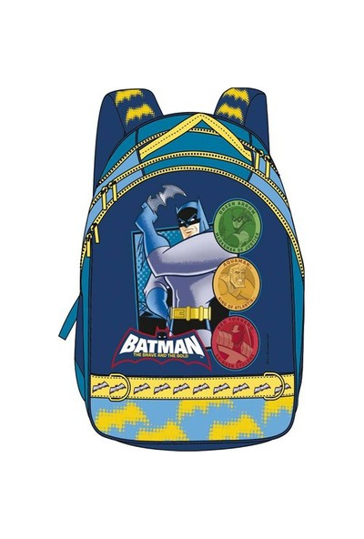 Umix Batman Okul Çantası 1
