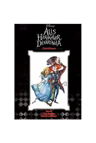 Alice Harikalar Diyarında Çizgi Roman