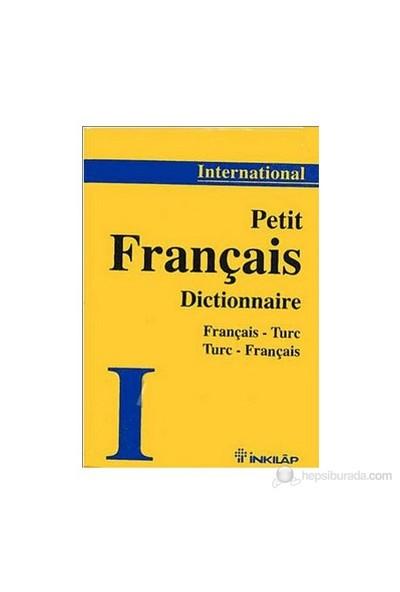 Fransızca Türkçe - Türkçe Fransızca Sözlük