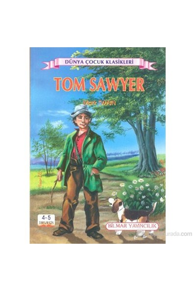 Tom Sawyer-Mark Twain