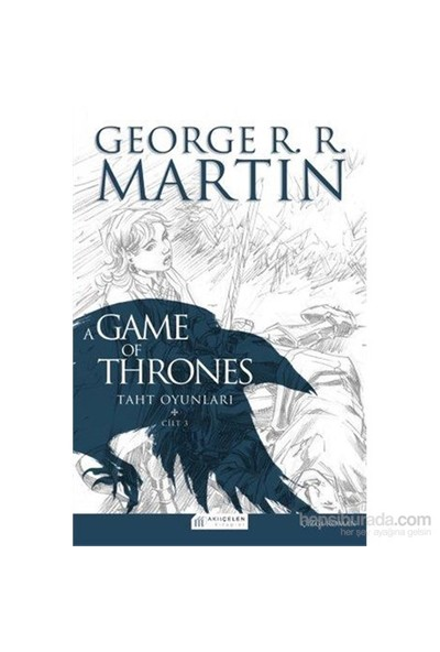A Game of Thrones: Taht Oyunları 3. Cilt - George R. R. Martin