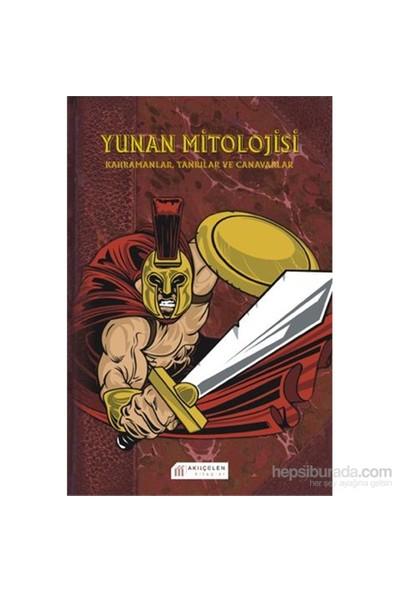 Yunan Mitolojisi - Kahramanlar, Tanrılar Ve Canavarlar - Michael Ford