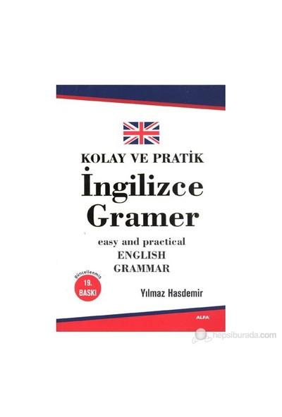 Kolay ve Pratik İngilizce Gramer - Yılmaz Hasdemir