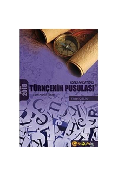 Kitapcimbiz Kpss 2016 Türkçenin Pusulası Konu Anlatımlı-Fikret Çelik