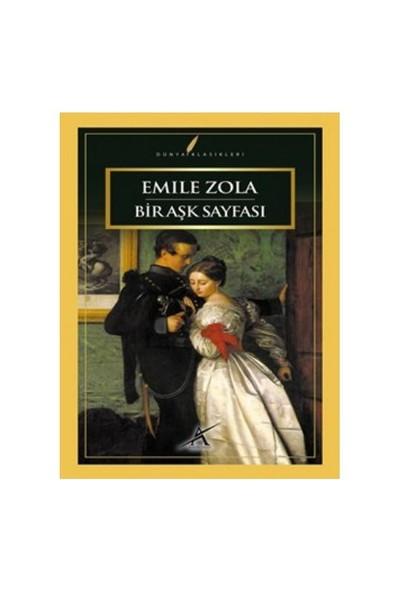 Bir Aşk Sayfası-Emile Zola