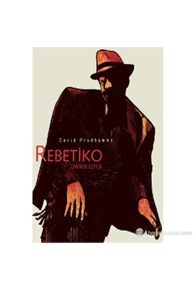 Rebetiko-David Prudhomme