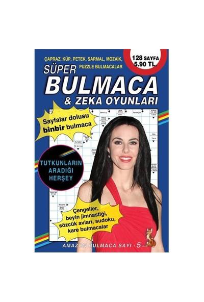 Süper Bulmaca & Zeka Oyunları 5