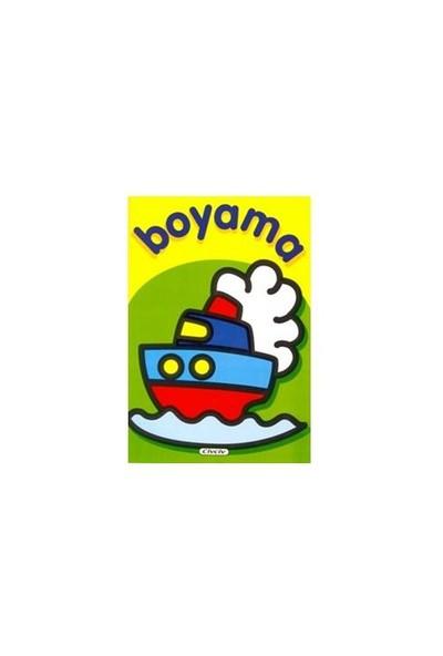 Boyama 3 - Gemi (Civciv)-Kolektif