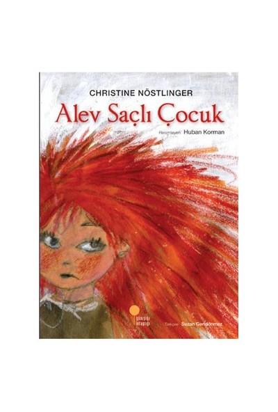 Alev Saçlı Çocuk - Christine Nöstlinger
