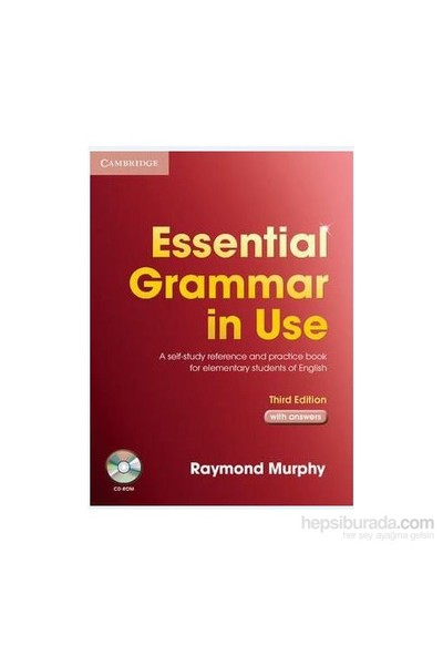Essential Grammar In Use With Answers (Third Edition) - Raymond Murphy