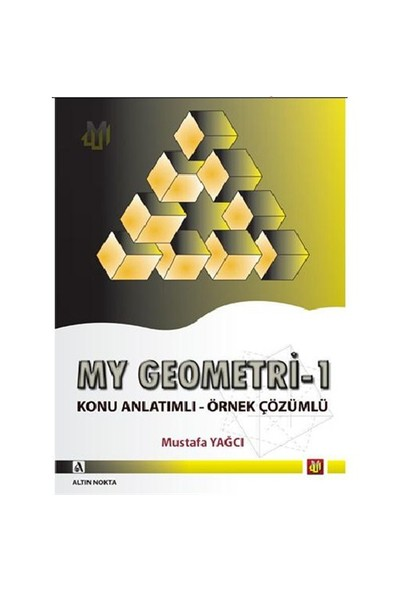 My Geometri-1 Üçgenler - Mustafa Yağcı