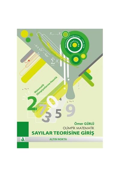 Altın Nokta Olimpik Matematik Sayılar Teorisine Giriş
