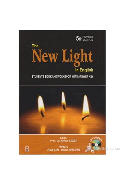 The New Light İn English (Student'S Book And Workbook With Answer Key )-Remzi Gülsün
