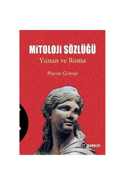 Mitoloji Sözlüğü-Pierre Grimal