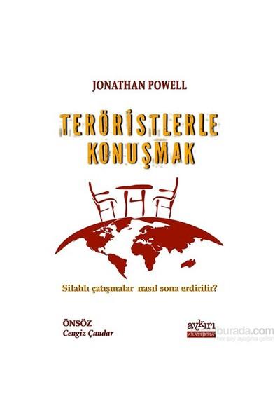 Teröristlerle Konuşmak-Jonathan Powell