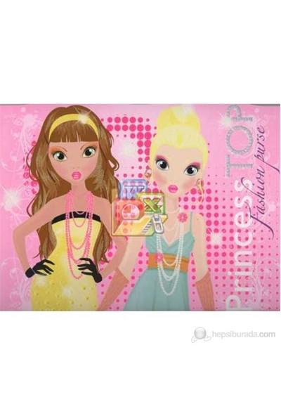 Princess Top Fashion Purs - Pembe-Kolektif