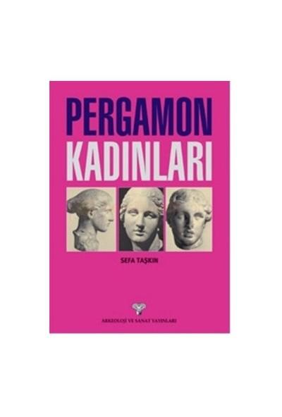 Pergamon Kadınları-Sefa Taşkın