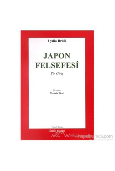 Japon Felsefesi Bir Giriş-Lydia Brüll