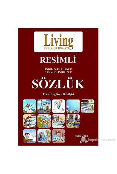 Living Purple İngilizce Türkçe Türkçe İngilizce Resimli Sözlük-Gülten Sedef