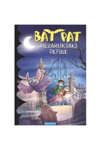 Bat Pat-01: Mezarlıktaki Define - Roberto Pavanello