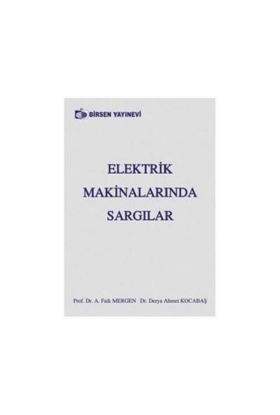 Elektrik Makinalarında Sargılar-Derya Ahmet Kocabaş