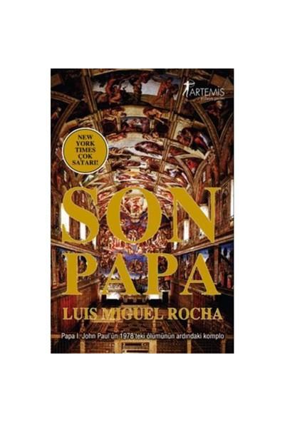 Son Papa-Luis Miguel Rocha