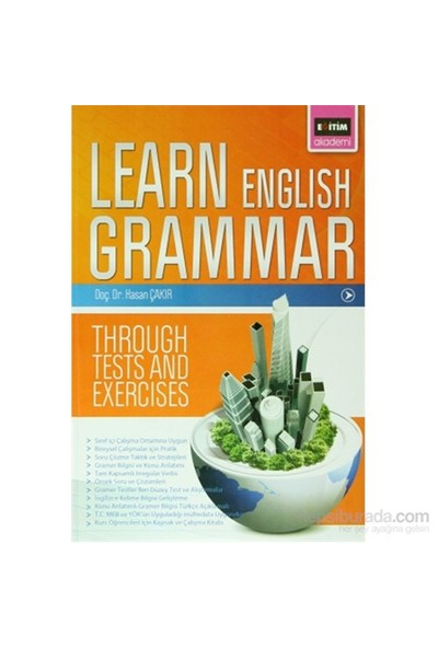 Learn English Grammar - Hasan Çakır