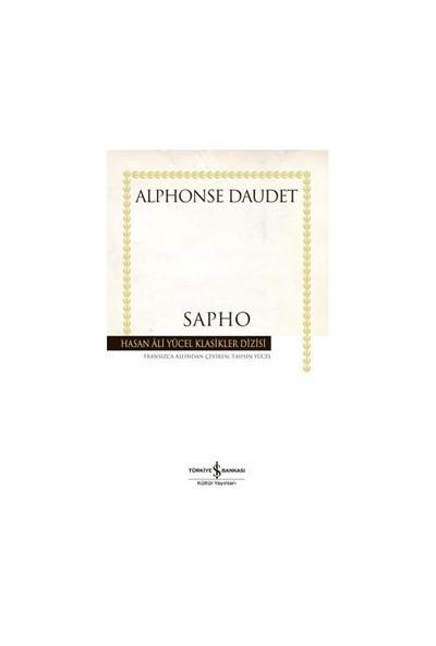 Sapho (Ciltsiz)-Alphonse Daudet