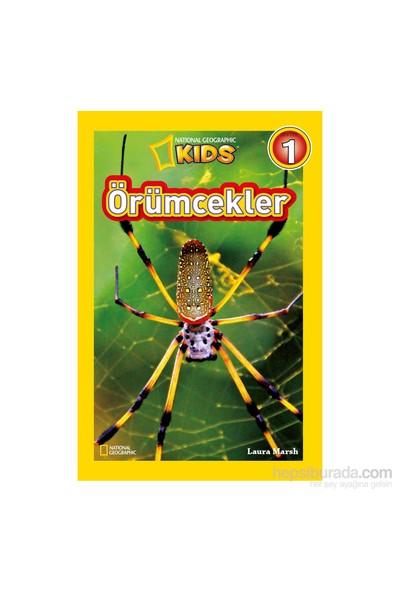 National Geographic Kids: Örümcekler-Laura Marsh