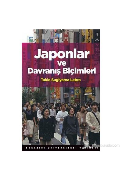 Japonlar Ve Davranış Biçimleri-Takie Sugiyama Lebra