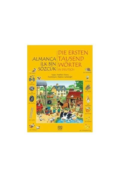 Almanca İlk Bin Sözcük - Heather Amery