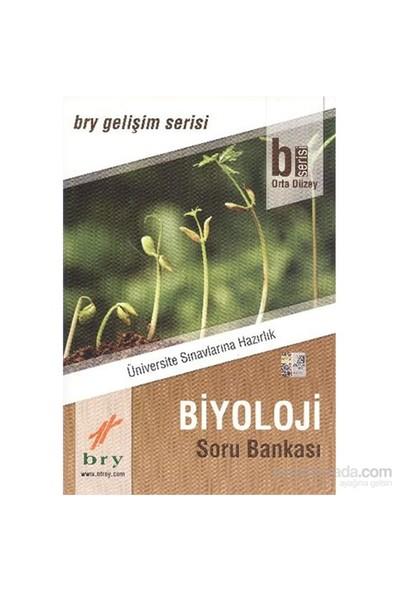Birey B Serisi Orta Düzey Biyoloji Soru Bankası-Kolektif