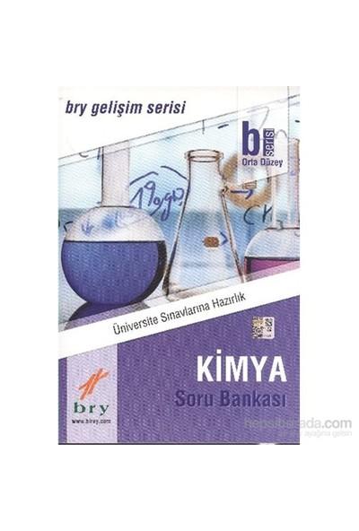 Birey B Serisi Orta Düzey Kimya Soru Bankası-Kolektif