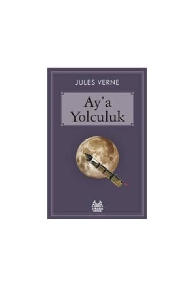 Ay'a Yolculuk - Jules Verne